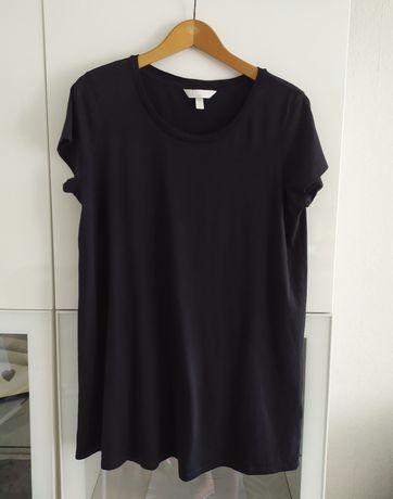 Bluzka ciążowa L H&M mama koszulka t-shirt 40 ubrania odzież