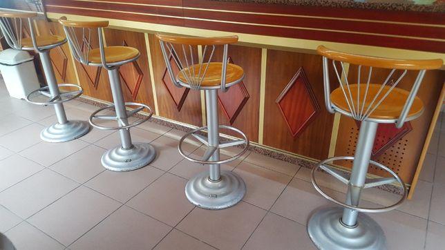 Bancos de Balcão para Café/Bar