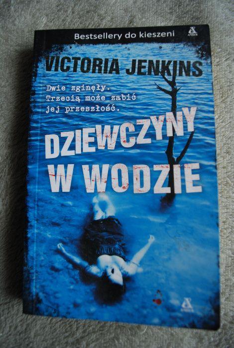 Dziewczyny w wodzie Victoria Jenkins Poznań - image 1