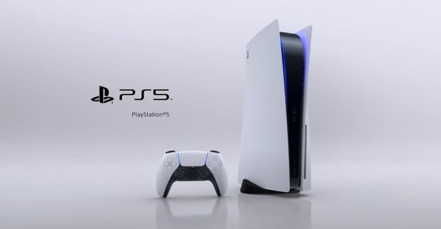 Playstation PS 5 wersja klasyczna + pad + gry