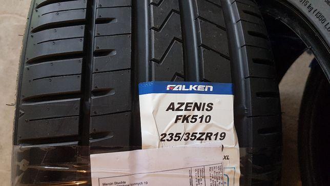 Falken Azenis FK510 235/35R19 91Y FR letnie x4 ATRAKCYJNA CENA!Nowe!