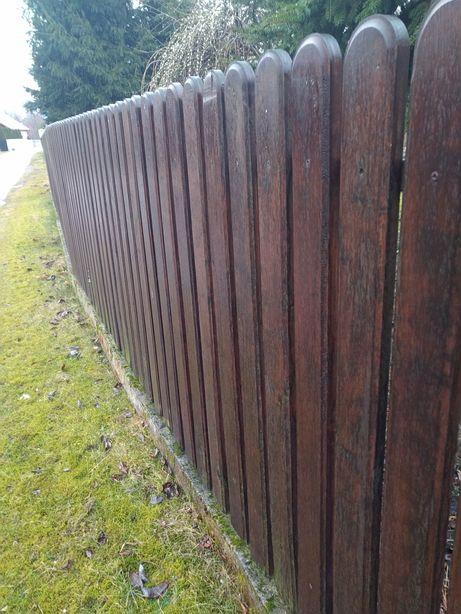 Sztachety drewniane ( schody ,altany ,itp)