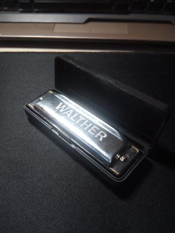 Harmonijka Walther 10 kanałowa NOWA