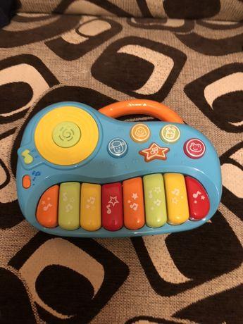 Zabawki organki dla dzieci