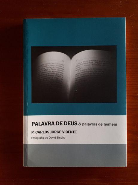 """Livro """"Palavra de Deus & palavras de homem"""""""