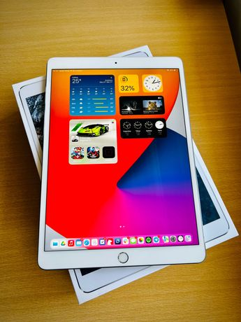 "Apple iPad Pro 10.5"" 256Gb Wi-Fi + Capas"