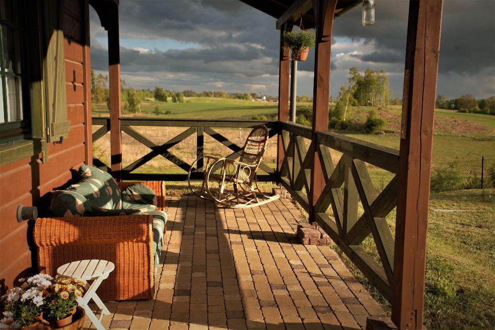 Domek Kaszuby Lato '21 - Dom wakacyjny Kaszuby Trzebuń - image 1