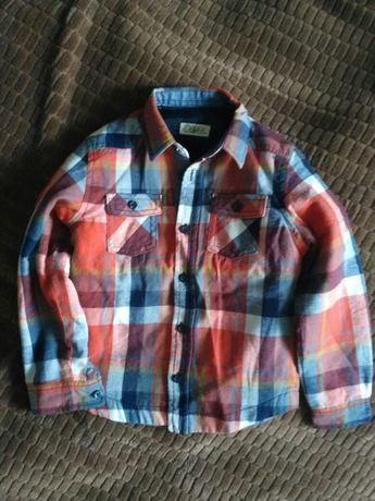 Сорочка ( тепла)  для хлопчика
