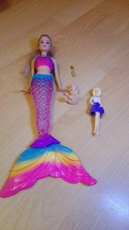 Lalka Barbie syrenka