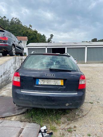 Audi A4 Salvado 2002