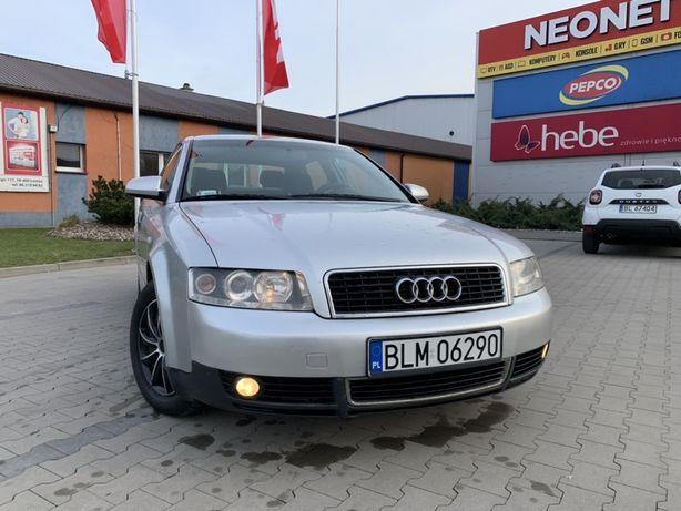 Audi A4 1.9TDI 130KM piękna zadbana