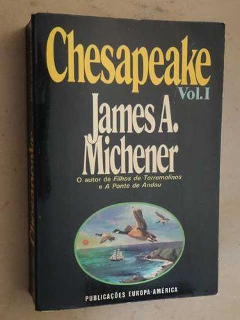 Chesapeake de James A. Michener - 1º Volume