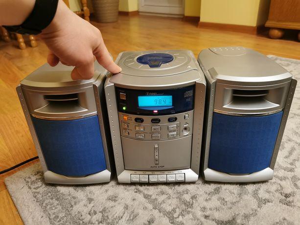 Mini wieża First Austria - radio
