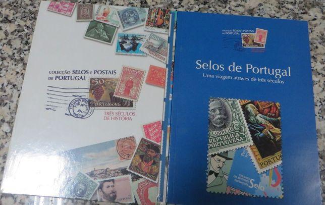 Selos e Postais de Portugal, 3 Séculos de História, edição CTT , JN