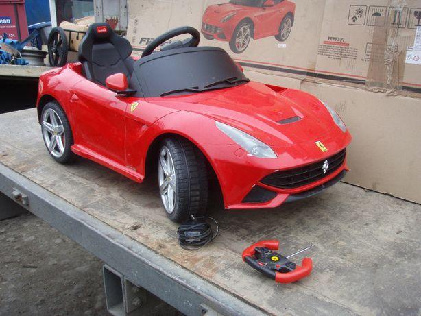 Ferrari samochod sportowy dla dziecka elektryczny ,