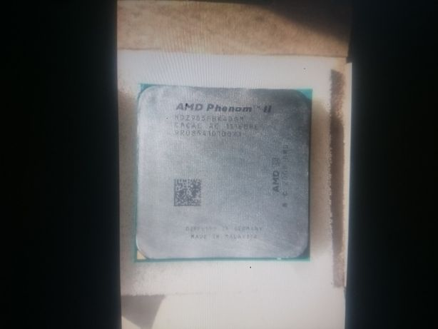 AMD Phenom II X4 955 (4 ядра 3.2GHz)