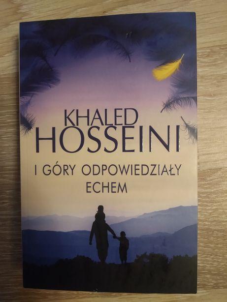 """I Góry Odpowiedziały Echem""""Khaled Hosseini"""