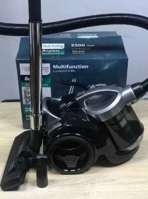 Пылесос, домашняя уборка Реинберг 2500w / Rainberg Rb655 / нера фильтр