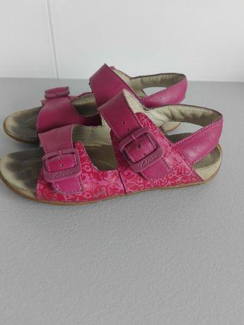 Sandałki Clarks 30