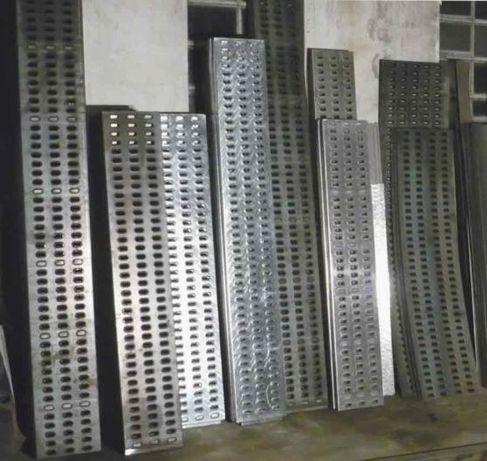 Najazdy STALOWE 3000x420x80 PRODUCENT Podjazd Trap Rampa Najazd