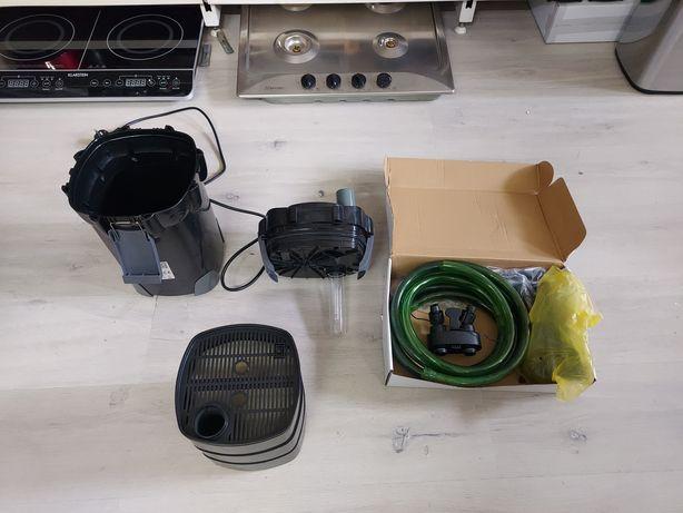 Zewnętrzny filtr do akwarium 18W Filtr 3-stopniowy 1000 l/h