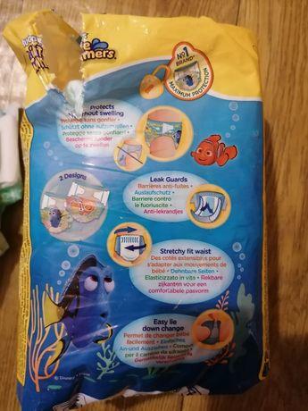 подгузники, памперсы, для бассейна, для купания