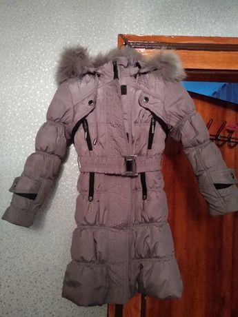 Пальто,пуховик осенний теплый!