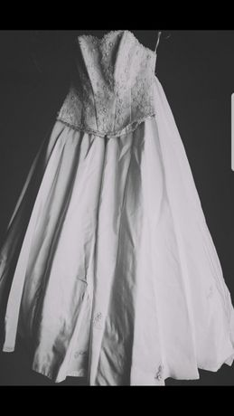 Sprzedam Suknie Ślubną roz. 40