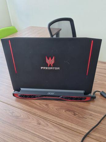 Продам игровой ноутбук Acer Predator 15 G9-593-517X