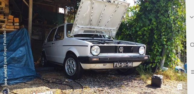 VW golf LD mk1 1980