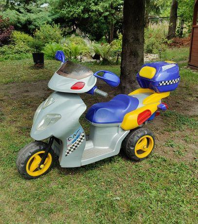 Motorek dla dzieci na akumulator