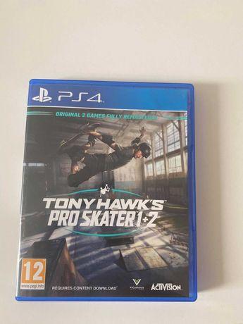 Tony Hawks Pro Skater1+2 PS4