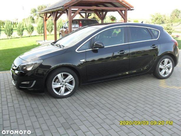 Opel Astra Opel Astra 1,4 wersja SPORT atrakcyjny wygląd, bogate wyposażenie