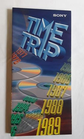 TimeTrip - Hits of the 70's, 80's and 90's (3 cds)