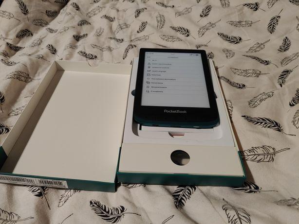 Czytnik e-booków PocketBook Touch Lux 627 4 szmaragdowy jak nowy