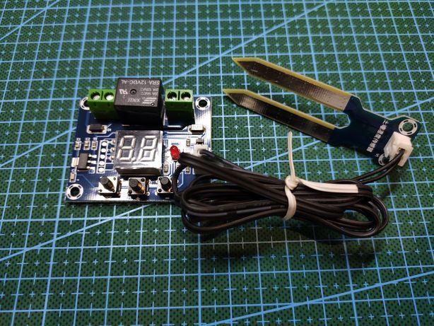 Контроллер влажности почвы XH-M214