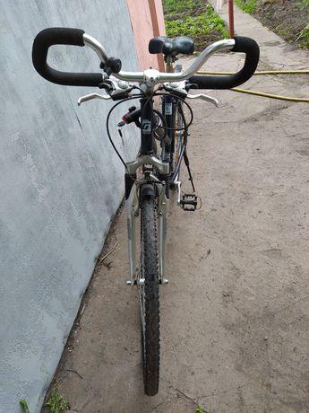 Велосипед с удобной рамой