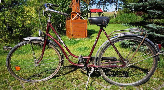 Rower 3 biegowy