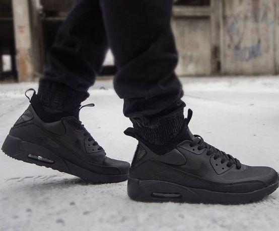 Мужские кроссовки Nike Air Max 90 Весна-Осень