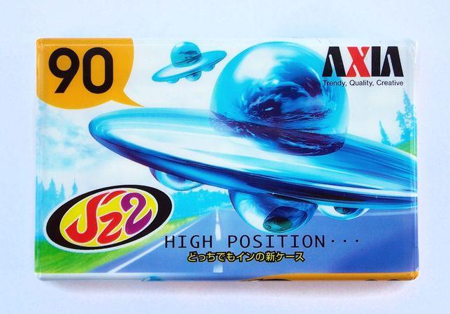 Аудиокассета AXIA J'z2 90