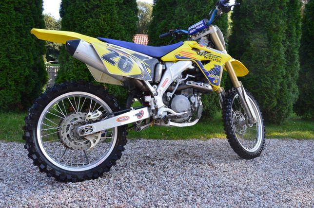 Suzuki rmz450 rm450z