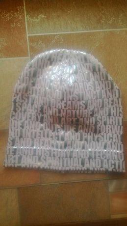 Осенне-весенняя шапочка