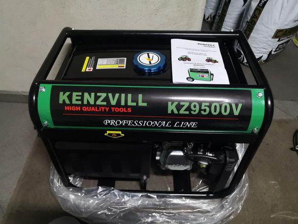 Agregat prądotwórczy Kenzvill KZ9500V