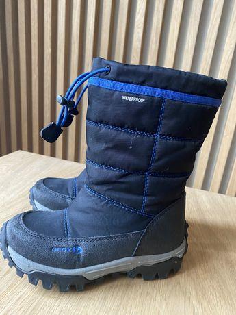 Geox buty zimowe śniegowce r. 28