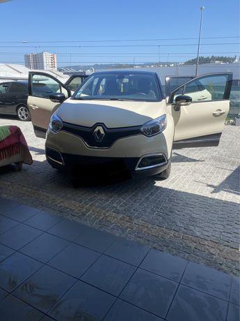 Renault captur como novo