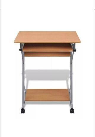 Kompaktowe biurko na laptop/komputer