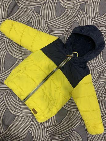 Курточка деми 2-3-4 98 на мальчика
