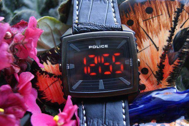 Zegarek Police LCD.