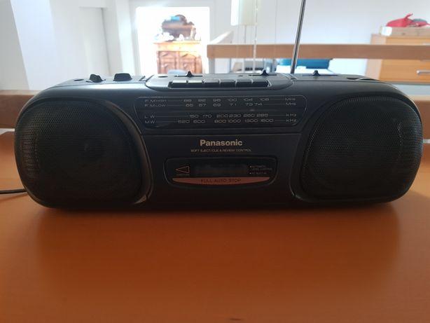 Radio-magnetofon Panasonic