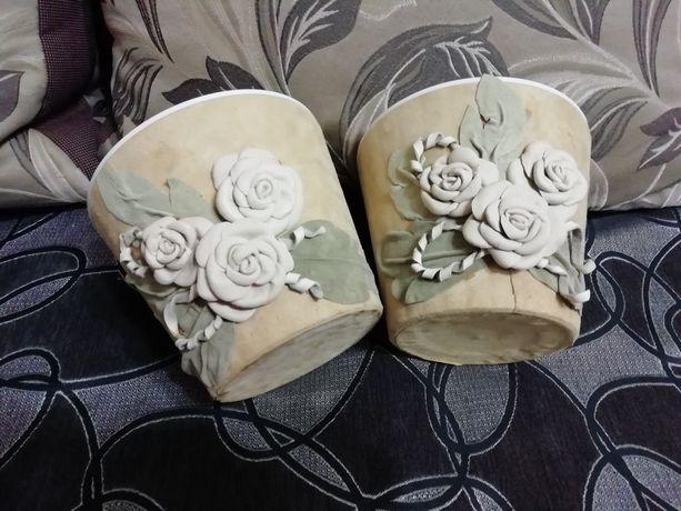 Горщики для квітів, вазон, горшок